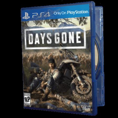 خرید بازی دست دوم و کارکرده Days Gone برای PS4