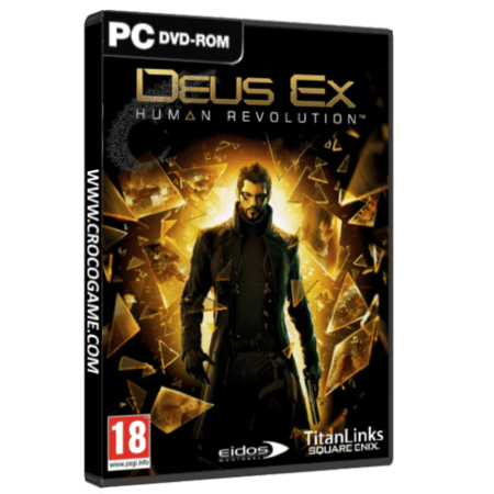 خرید بازی Deus Ex Mankind Divided برای PC