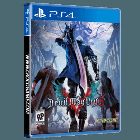 خرید بازی Devil May Cry 5 برای PS4