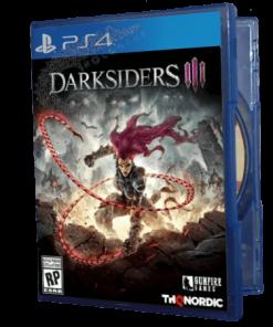 خرید بازی دست دوم و کارکرده Darksiders 3 برای PS4