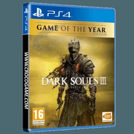 خرید بازی Dark Souls 3 Game of the Year Edition برای PS4