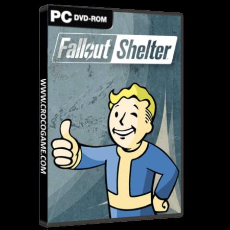 خرید بازی Fallout Shelter برای PC
