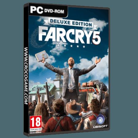خرید بازی Far Cry 5 برای PC