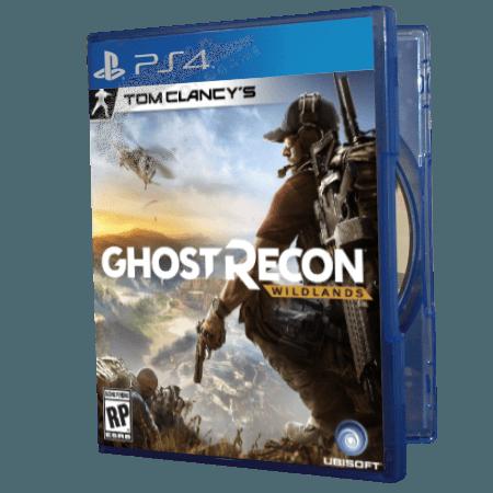 خرید بازی دست دوم و کارکرده Tom Clancy's Ghost Recon Wildlands برای PS4