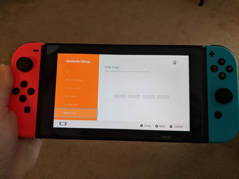 Gift Card کنسول Nintendo Switch