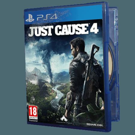 خرید بازی دست دوم و کارکرده Just Cause 4 برای PS4