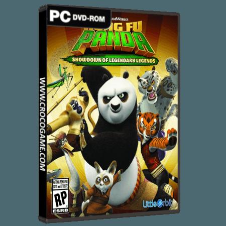 خرید بازی Kung Fu Panda ShowDown Of Legendary Legends برای PC
