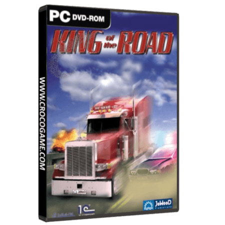 خرید بازی King of The Road برای PC