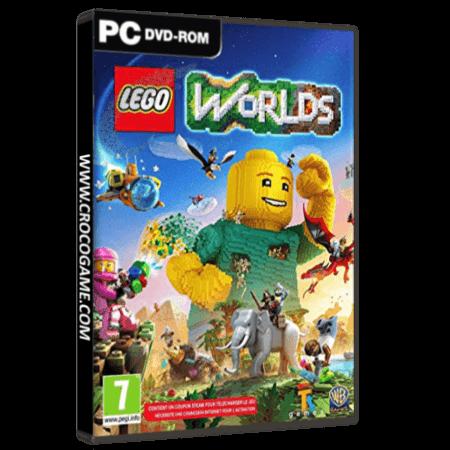 خرید بازی LEGO Worlds برای PC