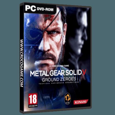 خرید بازی Metal Gear Solid Ground Zeroes برای PC