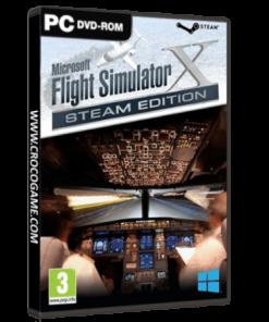 خرید بازی Microsoft Flight Simulator X برای PC