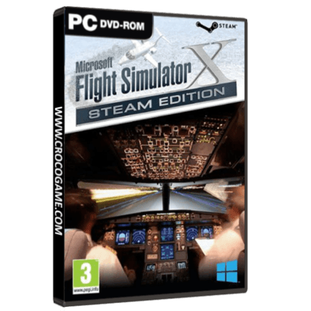 خرید بازی Microsoft Flight Simulator X برای PC