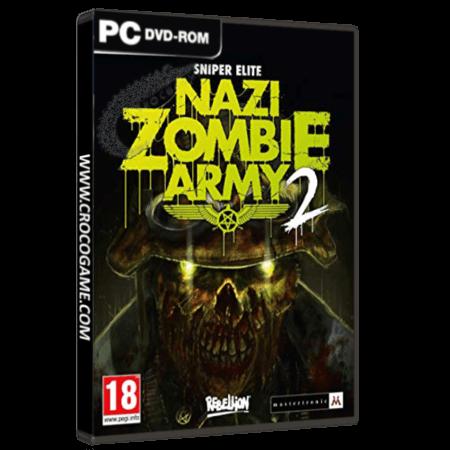 خرید بازی Sniper Elite Nazi Zombie Army 2 برای PC