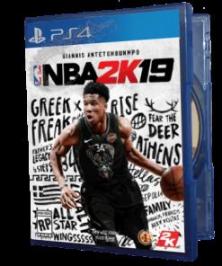 خرید بازی دست دوم و کارکرده NBA 2K19 برای PS4