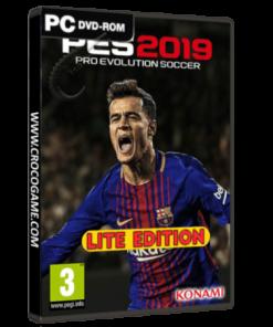 خرید بازی Pes 2019 برای سیستم های ضعیف PC