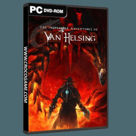 خرید بازی The Incredible Adventures Of Van Helsing برای PC