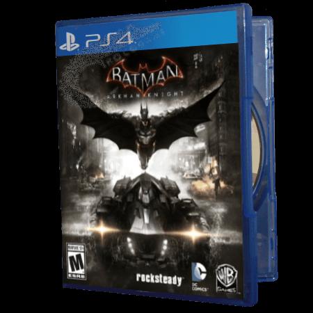 خرید بازی دست دوم و کارکرده Batman Arkham Knight برای PS4