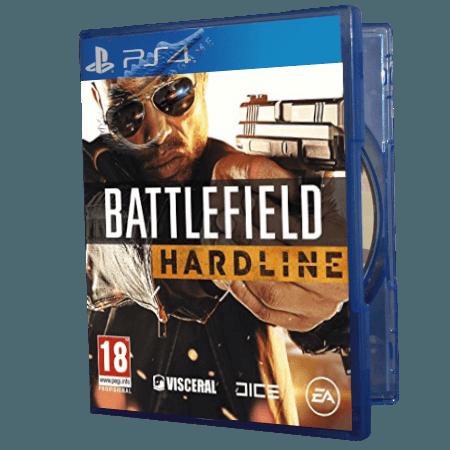 خرید بازی دست دوم و کارکرده Battlefield Hardline برای PS4