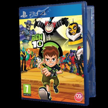 خرید بازی دست دوم و کارکرده Ben 10 برای PS4
