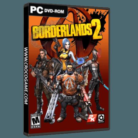 خرید بازی Borderlands 2 برای PC