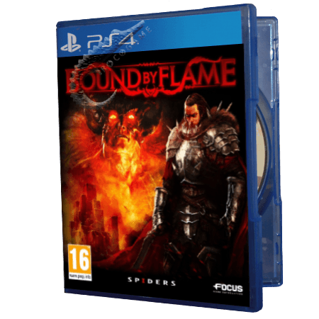 خرید بازی دست دوم و کارکرده Bound by Flame برای PS4