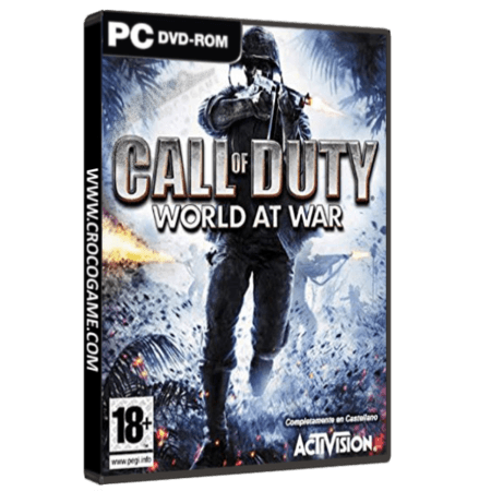 خرید بازی Call Of Duty World At War برای PC