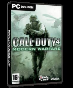 خرید بازی Call Of Duty 4 Modern Warfare برای PC