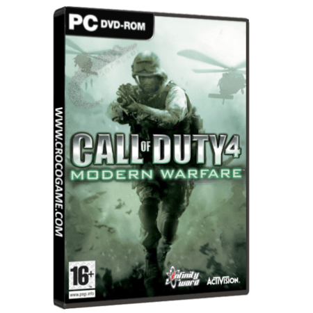 خرید بازی Call Of Duty 4 Modern Warfare برای PC