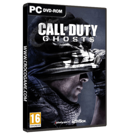 خرید بازی Call Of Duty Ghosts برای PC