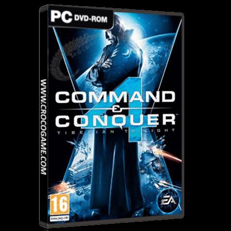 خرید بازی Command & Conquer 4 Tiberian Twilight برای PC