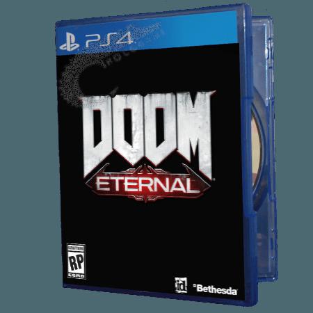 خرید بازی دست دوم و کارکرده Doom Eternal برای PS4