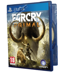 خرید بازی دست دوم و کارکرده Far Cry Primal برای PS4