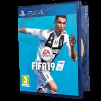 خرید بازی دست دوم و کارکرده FIFA 19 برای PS4