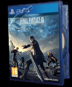 خرید بازی دست دوم و کارکرده Final Fantasy XV برای PS4