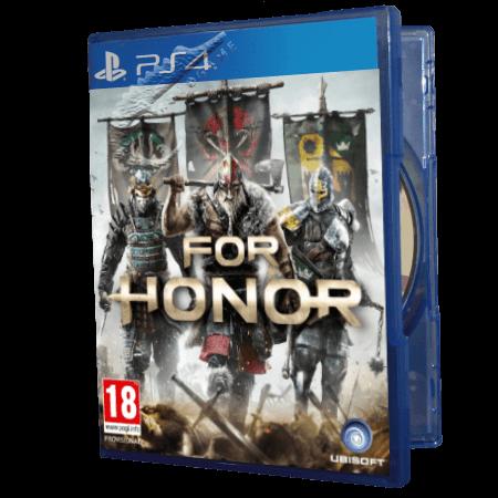 خرید بازی دست دوم و کارکرده For Honor برای PS4