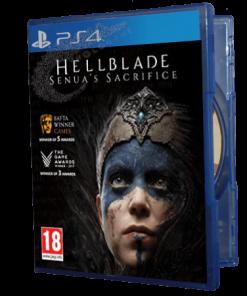 خرید بازی دست دوم و کارکرده Hellblade: Senua's Sacrifice برای PS4