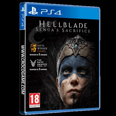 خرید بازی Hellblade: Senua's Sacrifice برای PS4