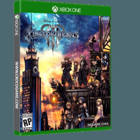 خرید بازی Kingdom Hearts 3 برای Xbox One