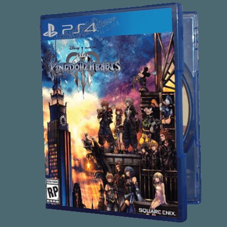 خرید بازی دست دوم و کارکرده Kingdom Hearts 3 برای PS4