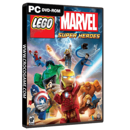 خرید بازی LEGO Marvel Super Heroes برای PC