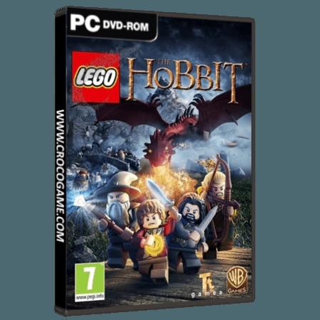 خرید بازی LEGO The Hobbit برای PC