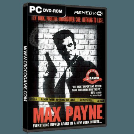 خرید بازی Max Payne برای PC