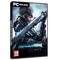 خرید بازی Metal Gear Rising Revengeance برای PC