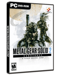 خرید بازی Metal Gear Solid 2 Substance برای PC