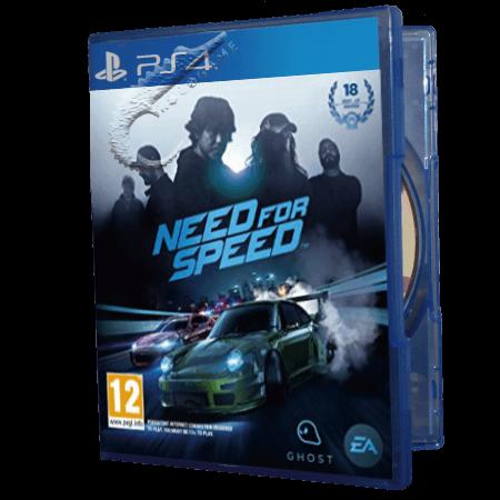 خرید بازی دست دوم و کارکرده Need for Speed برای PS4