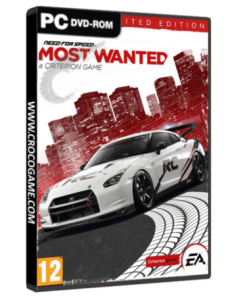 خرید بازی Need for Speed Most Wanted برای PC