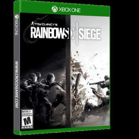 خرید بازی Tom Clancys RainbowSix Siege برای Xbox One