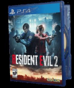 خرید بازی دست دوم و کارکرده Resident Evil 2 برای PS4
