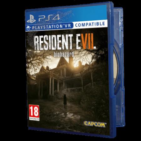 خرید بازی دست دوم و کارکرده Resident Evil 7 Biohazard برای PS4