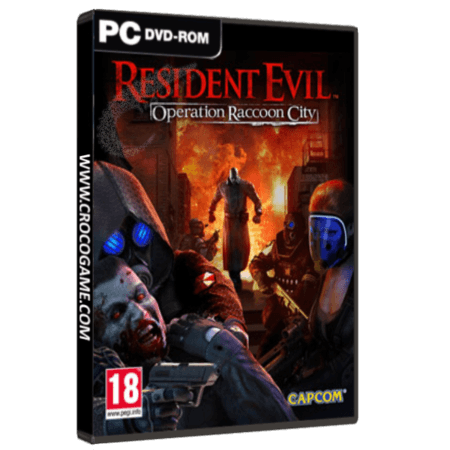 خرید بازی Resident Evil Operation Raccoon City برای PC